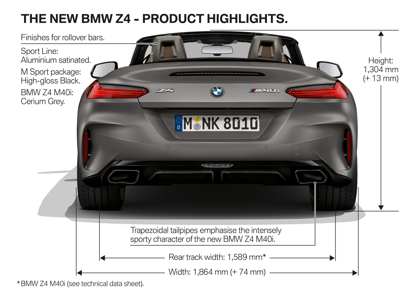 Foto de BMW Z4 2019 (55/58)