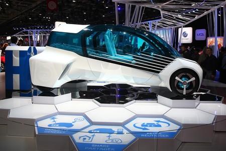 Toyota Fcv Plus 5