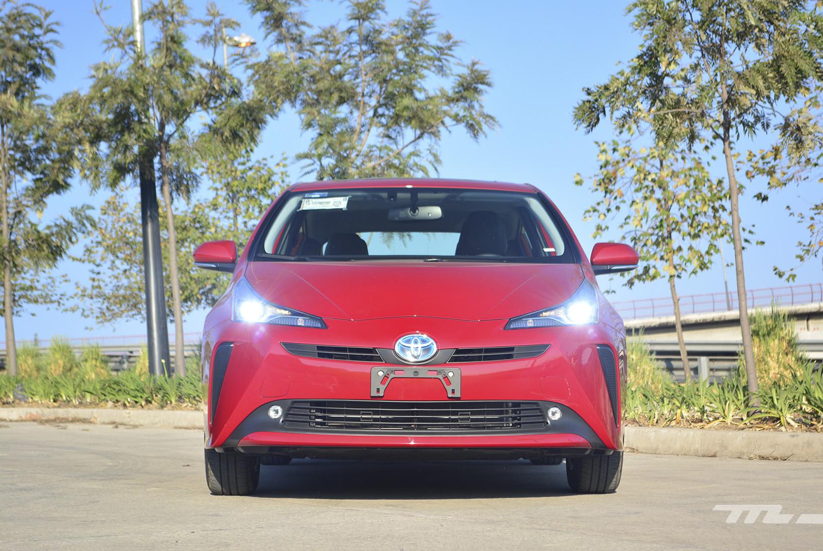 Foto de Toyota Prius 2019 (prueba) (2/17)