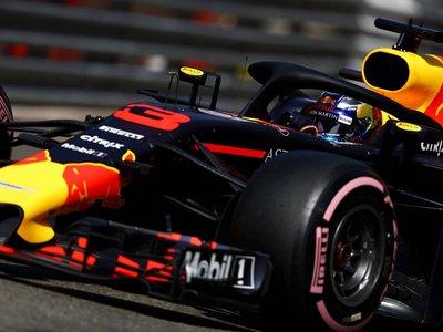 Daniel Ricciardo vuela en la clasificación de Mónaco, donde solo los mejores son capaces de dominar