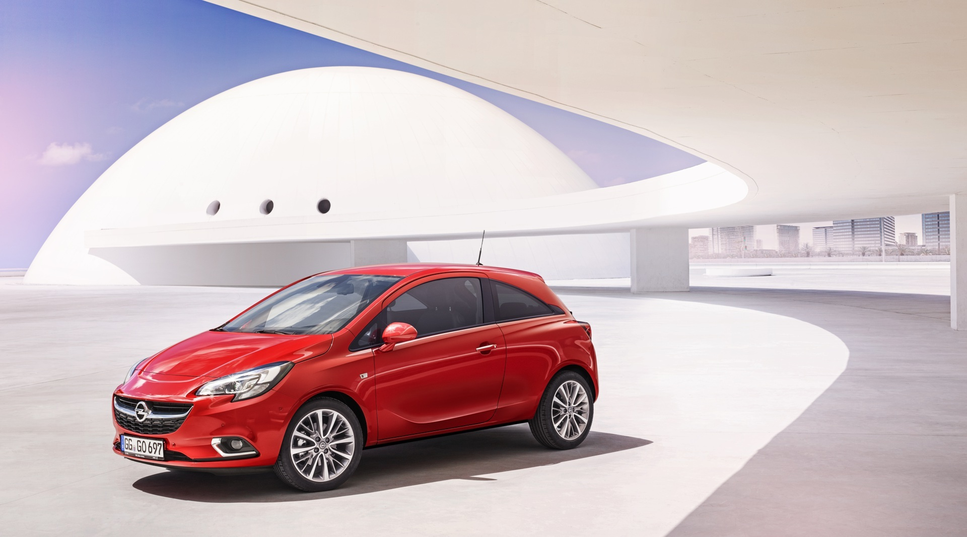 Foto de Opel Corsa 2014 (3/20)