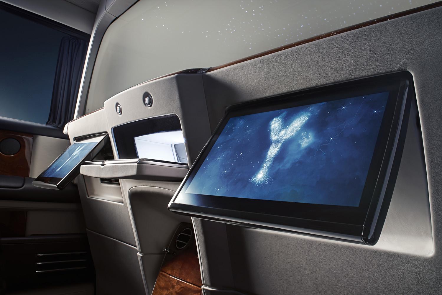 Foto de Rolls-Royce Phantom Privacy Suite (16/42)