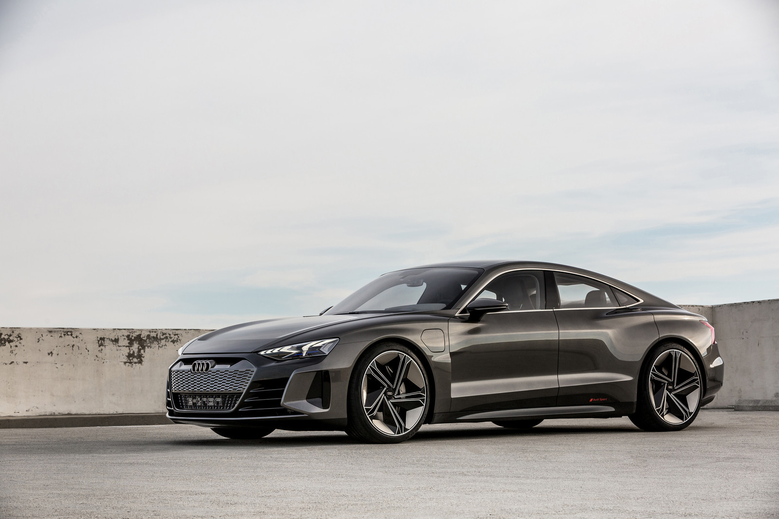 Foto de Audi e-tron GT concept 2018 (43/55)