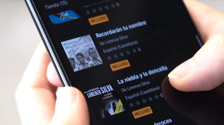 Audible Espana App