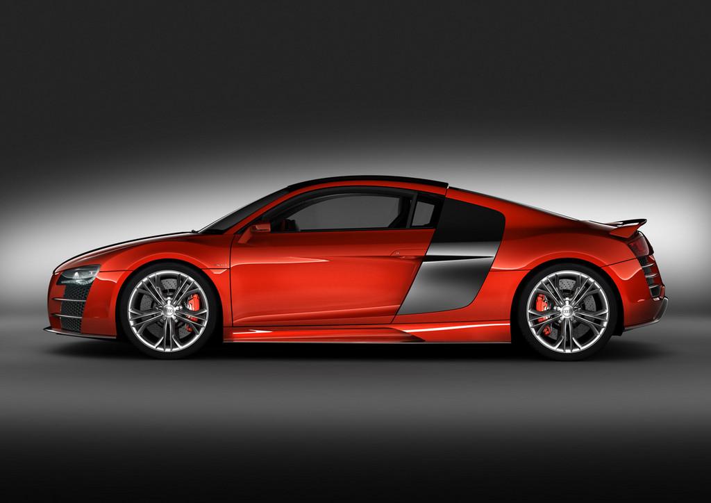 Foto de Audi R8 TDI Le Mans (2/12)
