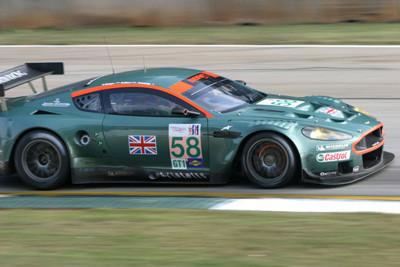 Prodrive prepara un Aston Martin para GT2