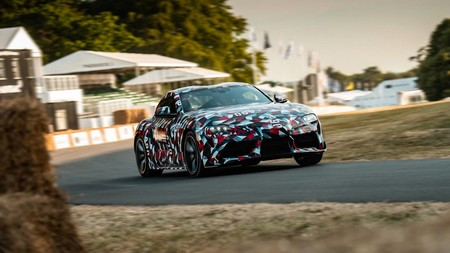 Toyota Supra 2019 A90 Goodwood