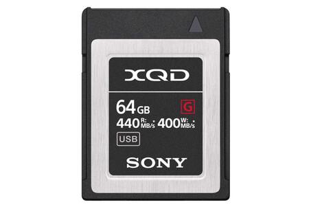 Sony Xqd 64 Gb