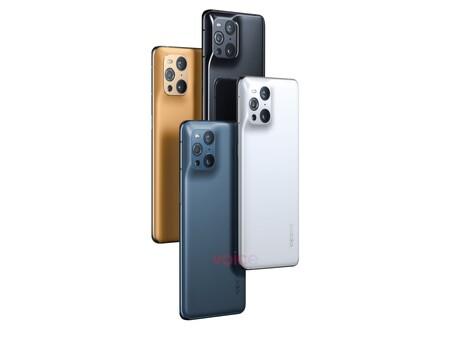 """OPPO Find X3 Pro con """"joroba"""": filtraciones muestran el diseño más extraño que hemos visto para un módulo de cámara"""