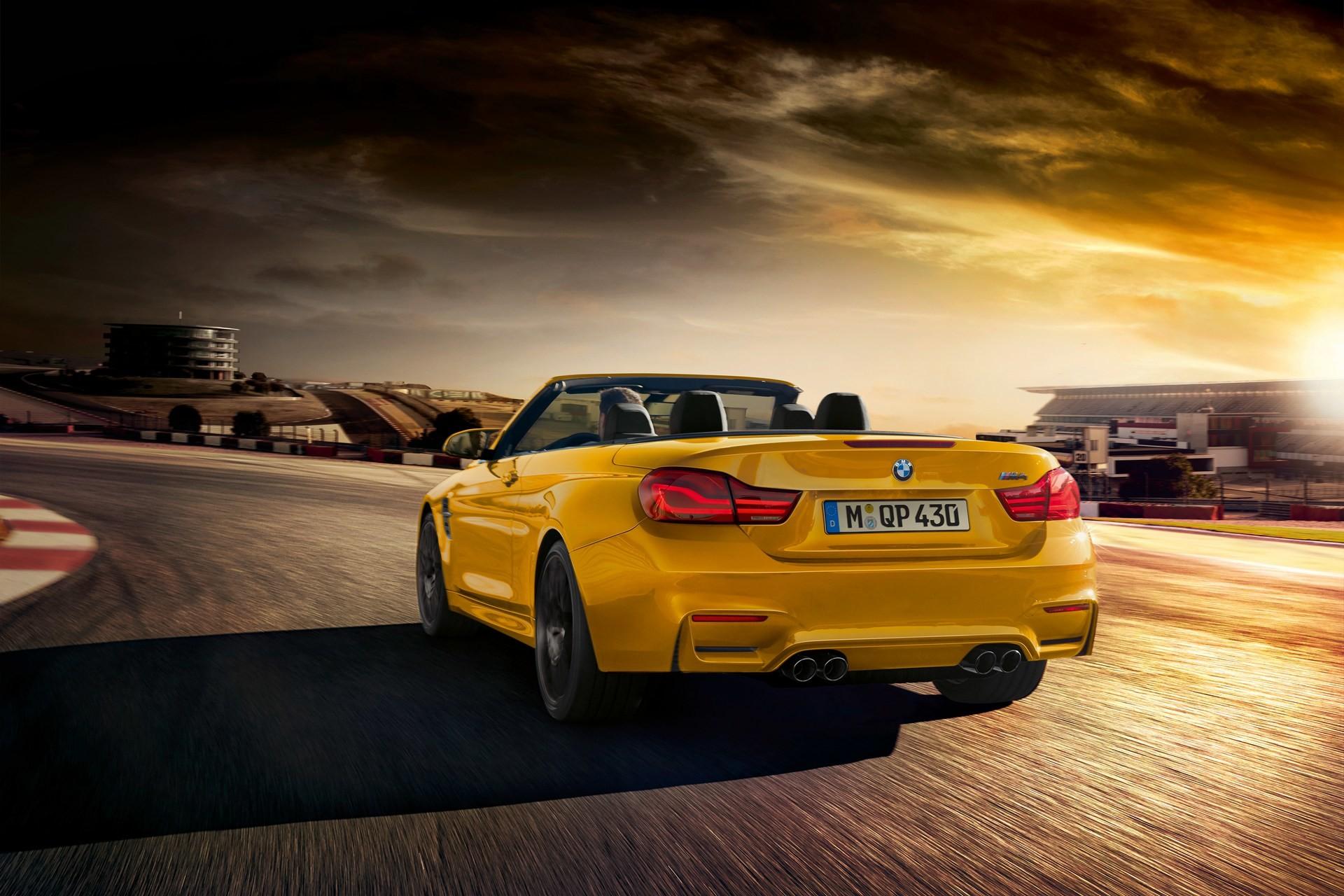 Foto de BMW M4 Convertible 30 Jahre (4/14)