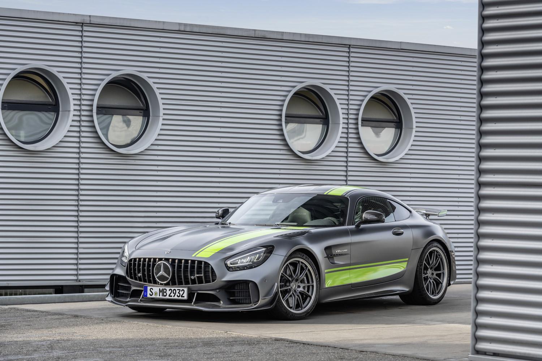 Foto de Mercedes-AMG GT R PRO (17/26)