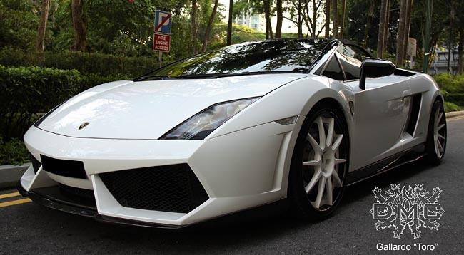 DMC Toro Lamborghini Gallardo LP-580