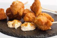 Receta de pollo karaage
