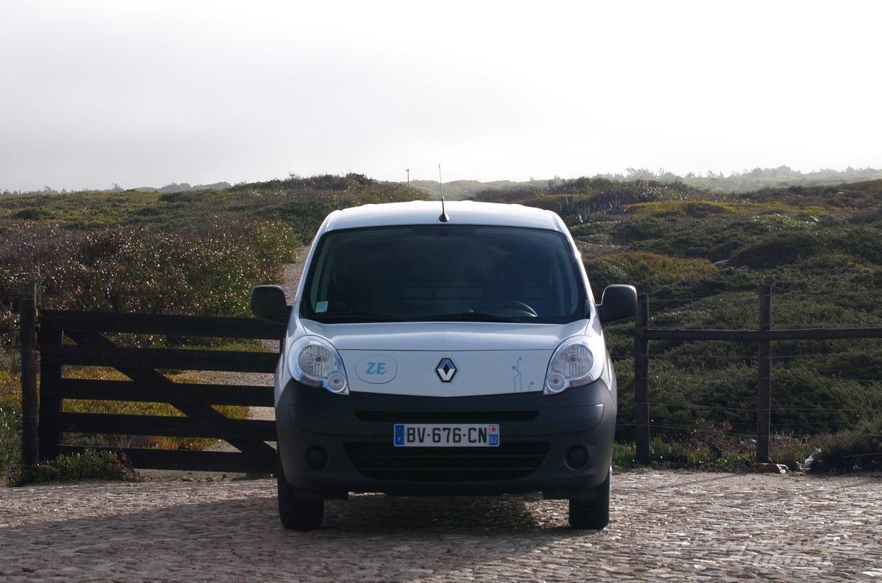 Foto de Renault Kangoo Z.E. (presentación) (1/15)