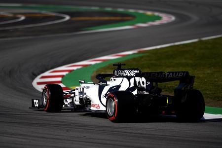 Alpha Tauri Formula 1 2020