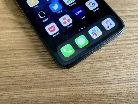Téléphone sur iOS 13