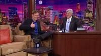 El dilema de la NBC: ¿Jay Leno o Conan O'Brien?