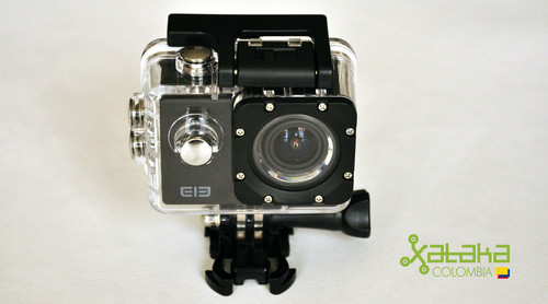 Elephone ELE Explorer 4K un digno competidor de bajo costo de la GoPro