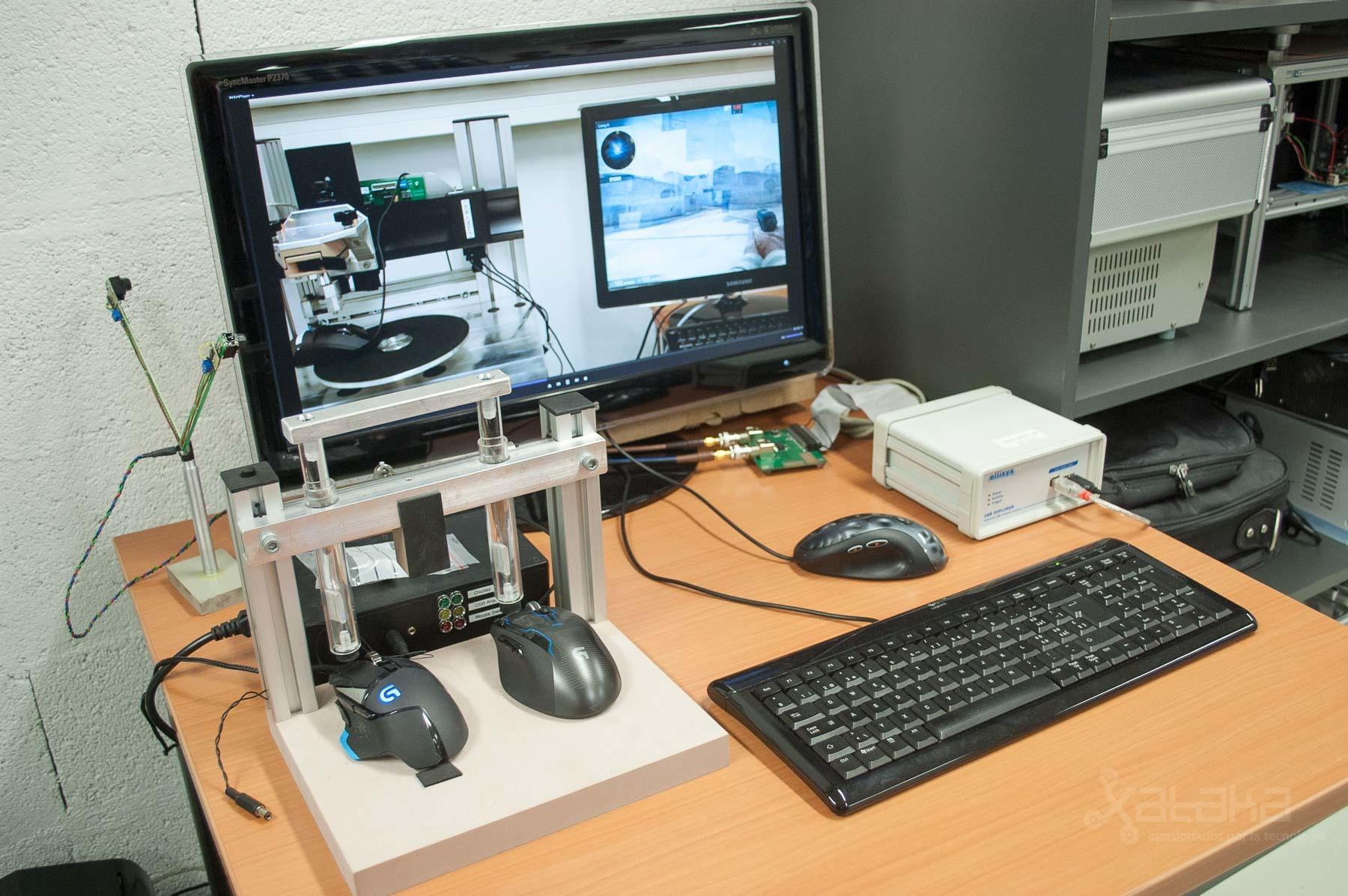 Foto de Logitech Lausanne, visita a sus laboratorios (10/49)