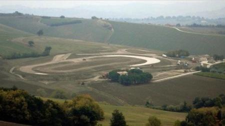 Valentino Rossi, el circuito de su rancho, el ruido de las motos y los vecinos...