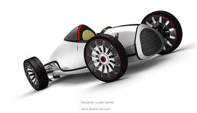 2008 Auto Union Type C Concept