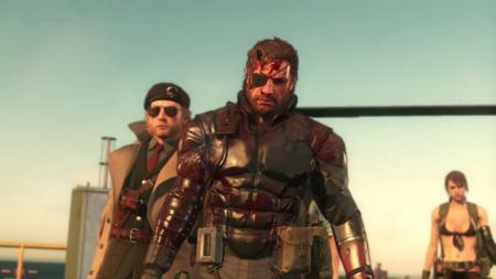 Este es el tráiler de lanzamiento de Metal Gear Solid 5: The Phantom Pain, el último de la serie