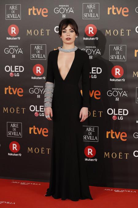 Anna Castillo Villalba Atelier Premios Goya 2018
