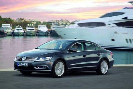 Volkswagen CC, a la venta en febrero desde 33.530 euros