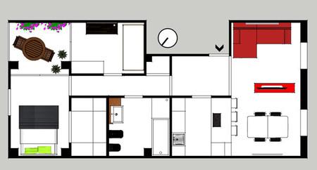 distribución casa - nueva propuesta