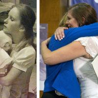 Casi 40 años después de sufrir diversas quemaduras se reencuentra con la enfermera que la cuidó