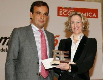 Otro premio para Magda