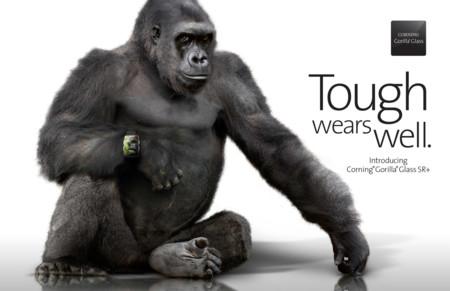 Gorilla Glass SR+, el nuevo cristal para proteger los wearables