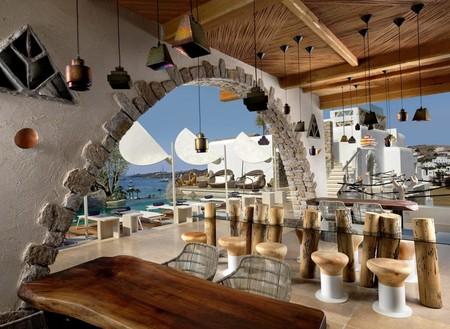 Kenshō Boutique Hotel & Suites, minimalismo sofisticado en Mykonos