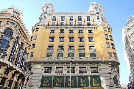 Espacios para trabajar: la flagship store de Casa del Libro en Gran Vía