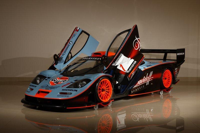 Foto de McLaren F1 GTR Long Tail (1/9)