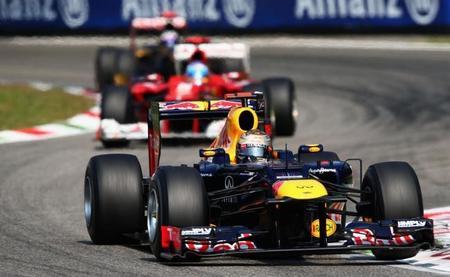 Sebastian Vettel tampoco está de acuerdo con la eliminación de los V8