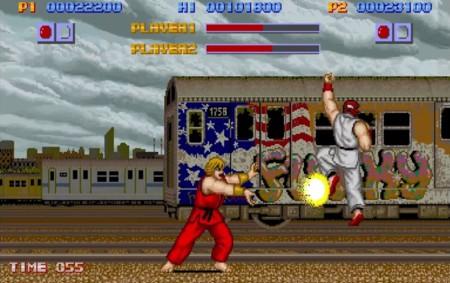 Street Fighter Main 0