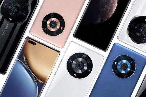 Honor Magic3 Series: los primeros smartphones globales tienen cámara con certificación IMAX, carga de 66W y servicios de Google
