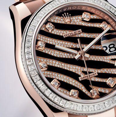 Rolex Datejust femenino 2012