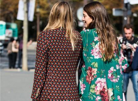 La primavera se cuela en la oficina con trajes pantalón y ellas nos inspiran para llevarlos a la última
