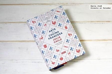 El arte de la cocina francesa. Libro de recetas en español de Julia Child