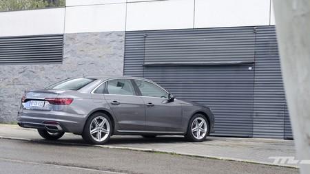 Audi A4 2020 Prueba 021