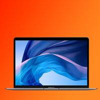 200 euros de rebaja en el MacBook Air (2020) de 512 GB y procesador de cuatro núcleos en Amazon, su precio mínimo histórico