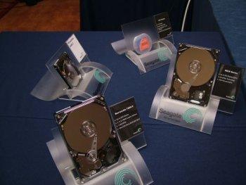 Discos duros con grabación perpendicular