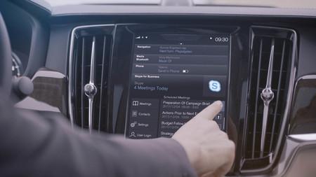 Volvo S90/V90 Skype