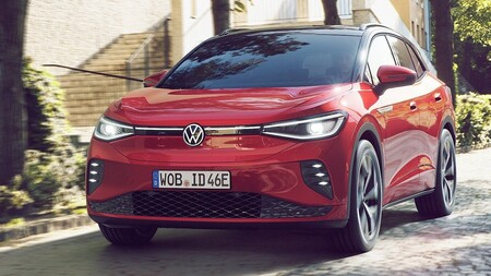 Volkswagen ID.4 GTX, la variante deportiva del SUV eléctrico alemán alcanza su velocidad máxima en el Autobahn