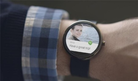 android wear smartwatch wearable