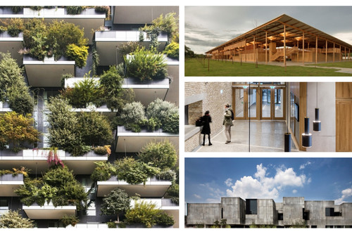 Cuatro maravillosos edificios compiten por los premios RIBA (y nos apetece mucho visitarlos)