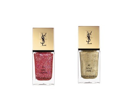 La Laque Couture N 91 Red Lights Ysl2