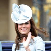 Kate Middleton Jane Corbett sombrero look